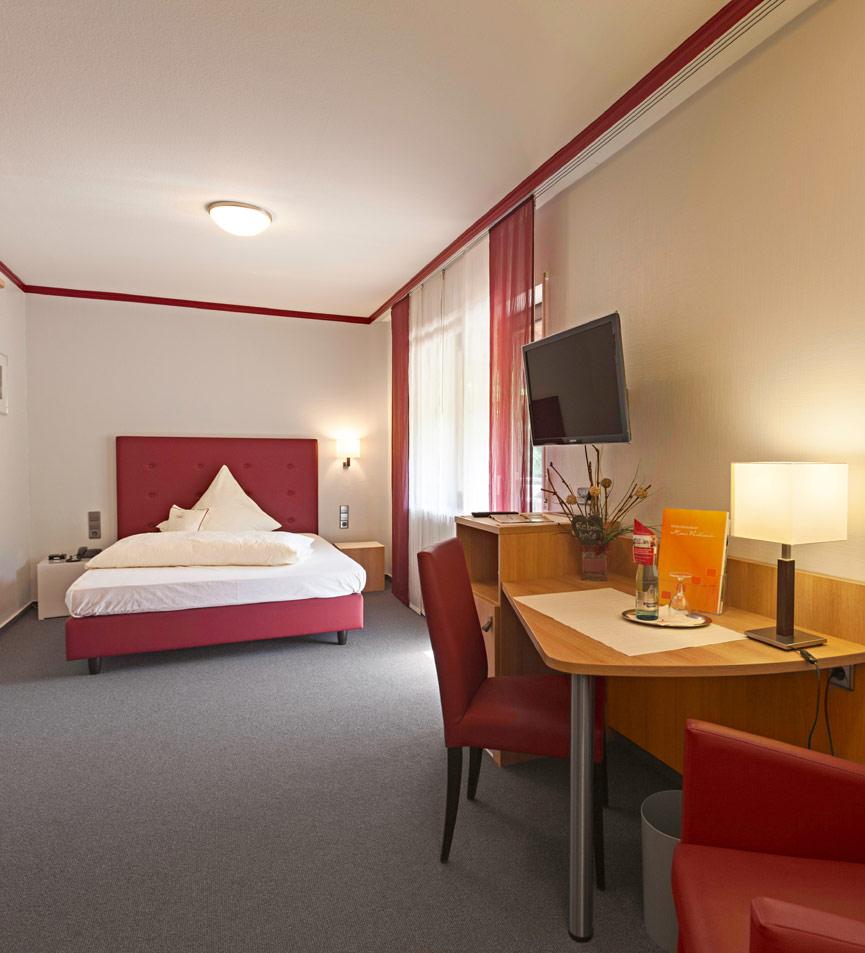 Zimmer buchen Schwarzwald Hotel Restaurant Baden-Baden